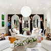 Over-the-Top Sophistication in a Holiday Show House