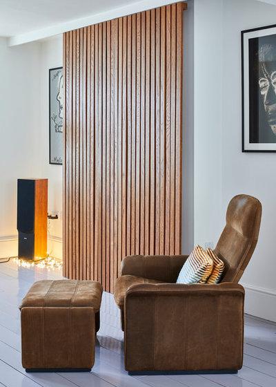 Contemporaneo Soggiorno by Southstudio Architects