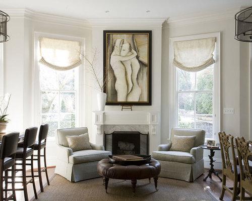 Simply White Living Room Ideas: Simply White