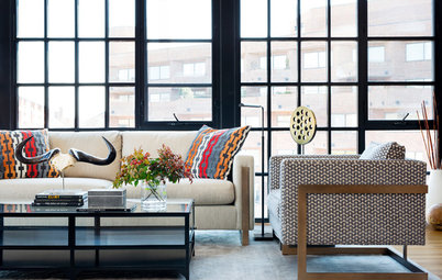 Houzz Tour: A Couple's Next Chapter Begins in an Urban Loft