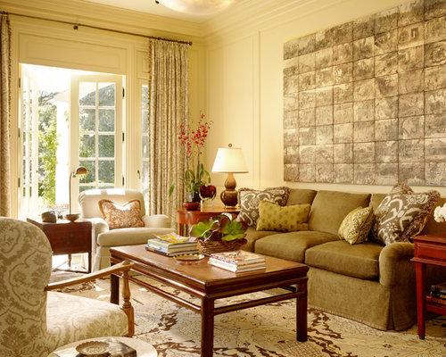 Artificial Flower Living Room Ideas & Photos | Houzz