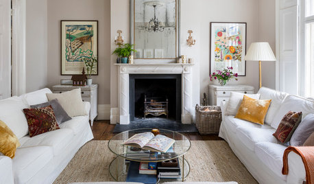 How to Make Your Living Room Sociable