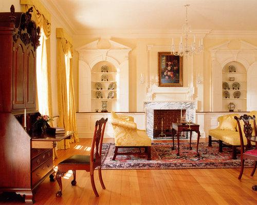 Mahogany living room design ideas renovations photos for Mahogany living room ideas