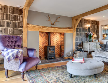 Get ready for Winter, a cosy setting for those shorter days....