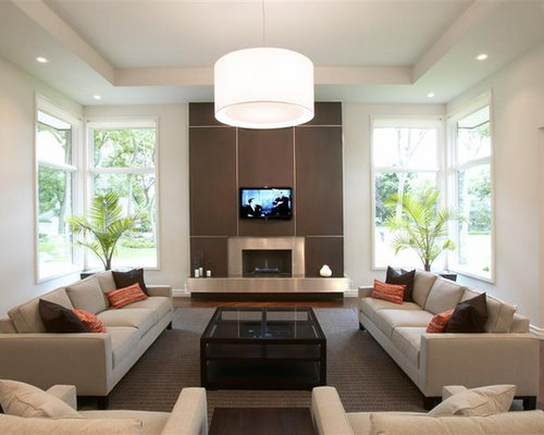 Simple ceiling houzz - Simple ceiling design for living room ...