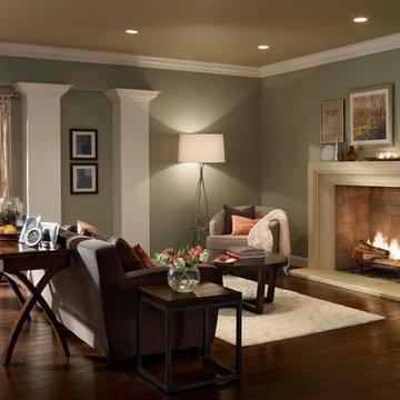 Giada Fireplace Surround