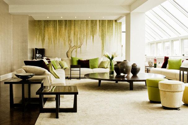 Contemporary Living Room by Inform Interiors