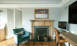 Gladwyne, PA Kitchen:  Living Room Remodel