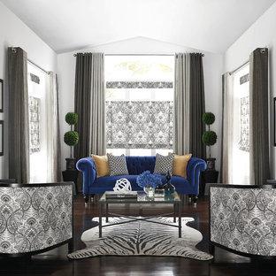 Glamorous Living Room Houzz