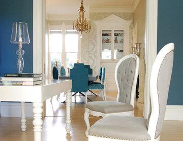 Glamorous Traditional Home