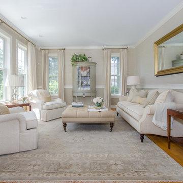 Glastonbury Living Room