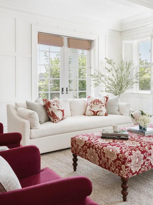Best 30 Farmhouse Living Room Ideas & Decoration Pictures | Houzz