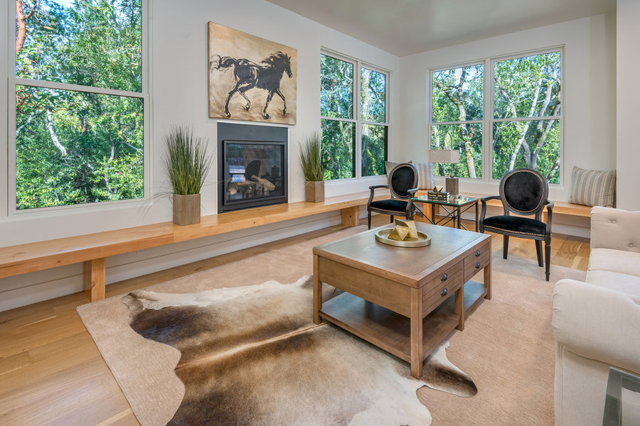 Glen Ellen Contemporary Ranch