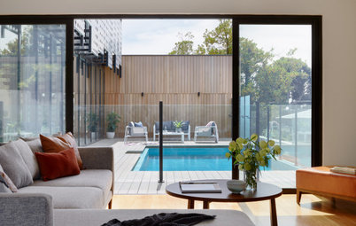 A New Build on a Sloping Site That's All About Connection