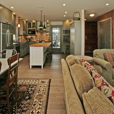 Contemporary Kitchen by Image Design LLC