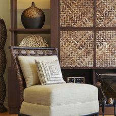 Contemporary Living Room by JMA INTERIOR DECORATION