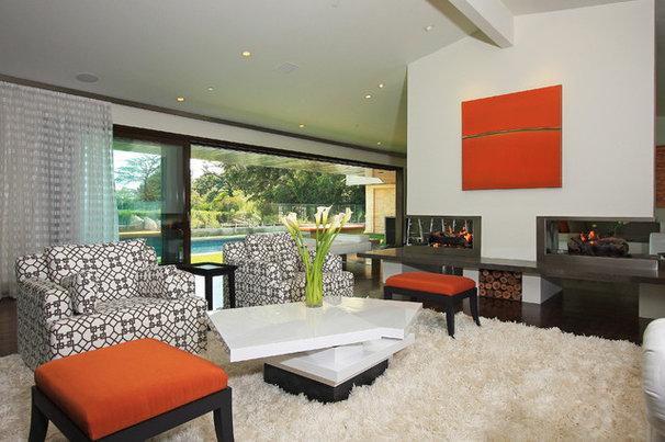 Modern Living Room by Globus Builder