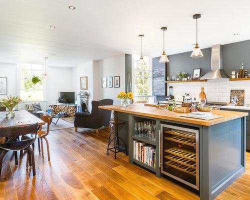 Rectangular Living Room Ideas and Photos   Houzz