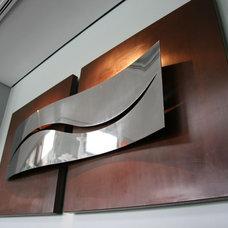 Modern Living Room by GONZALO DE SALAS
