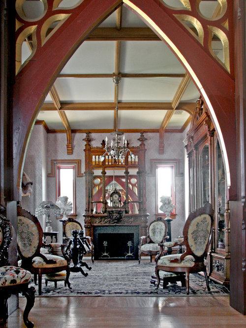 marvelous Gothic Interior Design Ideas gallery