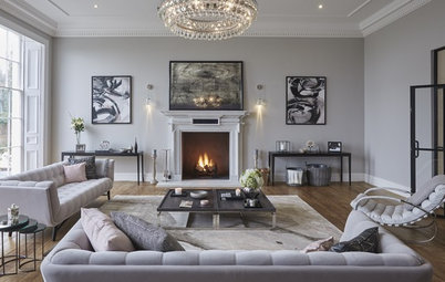 Houzz Tour: Traditional Home With a Modern Elegance