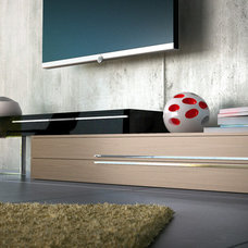 Modern Living Room by Cressina