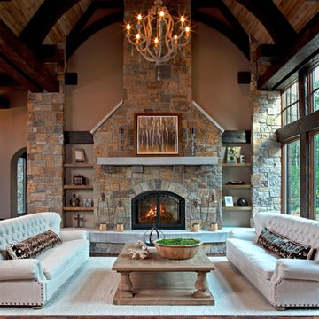 Grand Fireplaces