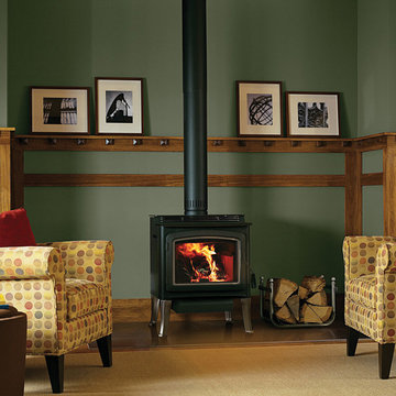 Grandview 230 - Wood Stove by IronStrike