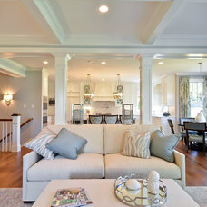 Traditional Living Room by Great Neighborhood Homes