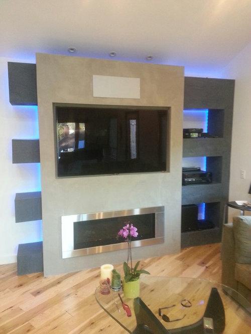 Oak Entertainment Center Home Design Ideas Pictures Remodel And Decor