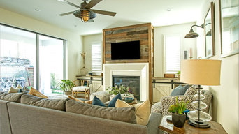 Great Park Living Room