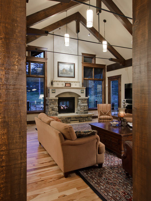 Open Beam Ceiling Houzz