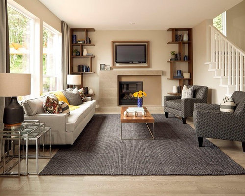 Small sitting area home design ideas pictures remodel - Small bedroom sitting area ...