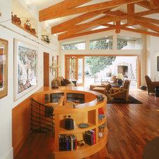 Contemporary Living Room by Gatling Design