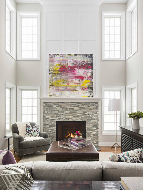 Wall Art Ideas For Large Wall large wall art ideas | houzz