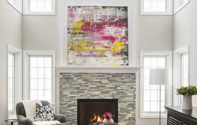 3 Red-Hot Fireplace Makeovers