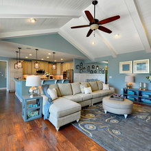 Shiplap Ceiling Ideas
