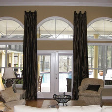 Traditional Living Room by Fabrics Second to None