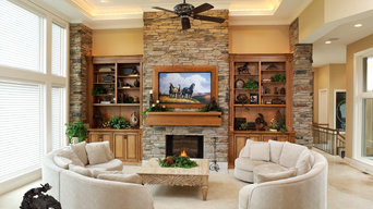 Great Rooms / Living Rooms