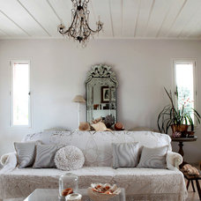 Traditional Living Room by Dlux Images