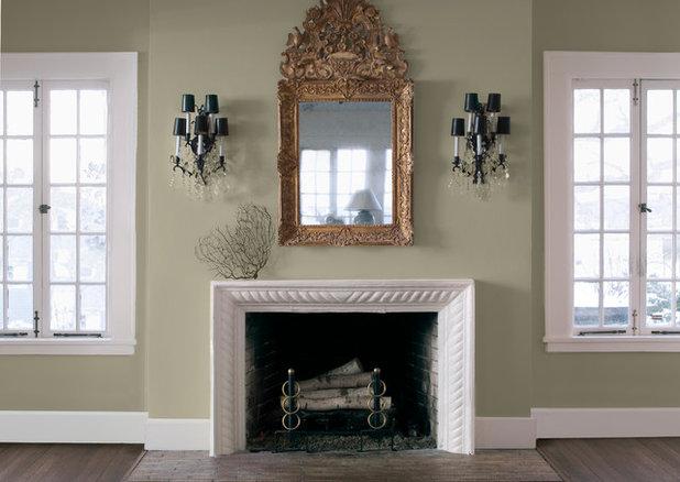 Living Room by Benjamin Moore