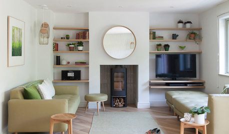 How to Get the Seating Right in a Small Living Room