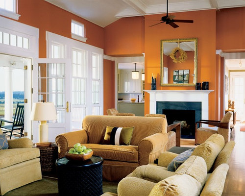 Caramel Wall Home Design Ideas Pictures Remodel And Decor