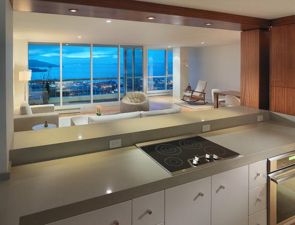 Modern Kitchen by MacCracken Architects