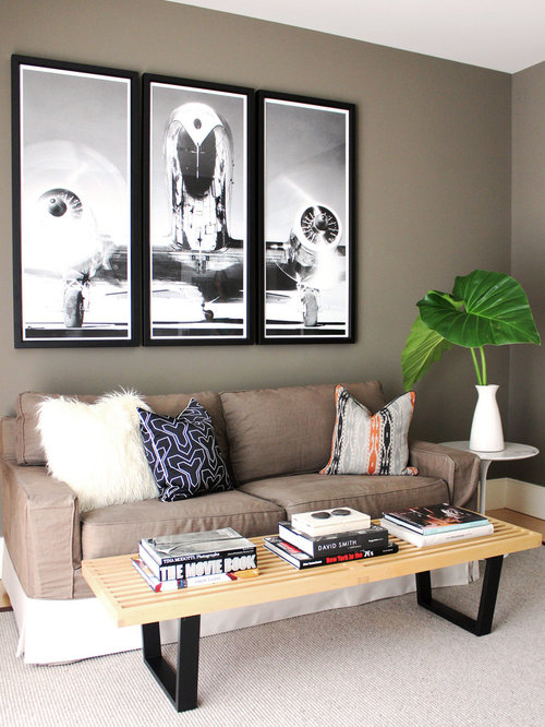 Airplane Bedroom Decor: Airplane Hangar Homes Ideas, Pictures, Remodel And Decor
