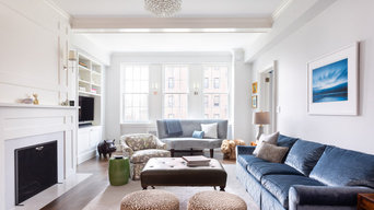 Greenwich Village Apartment Combination - Living Room