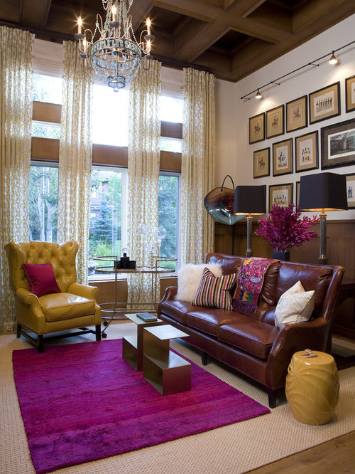 Best Burgundy Sofa Design Ideas Amp Remodel Pictures Houzz