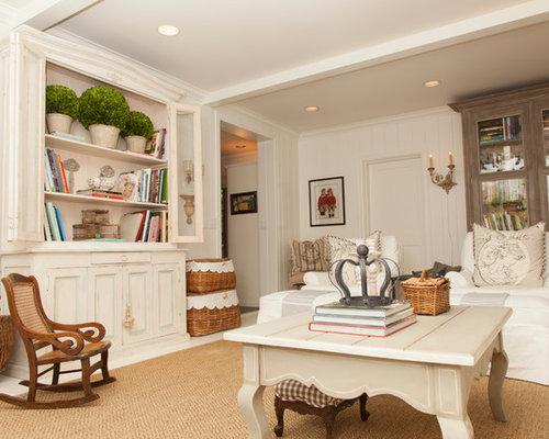 salon romantique meuble tv encastr photos et id es d co de salons. Black Bedroom Furniture Sets. Home Design Ideas