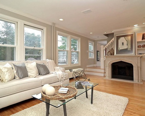 Valspar 39 s paint color living room design ideas remodels for Gray and white family rooms