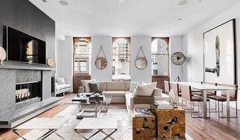 Grey Wash Living Room
